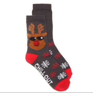 Accessories - Chill Out sweater socks *firm price*